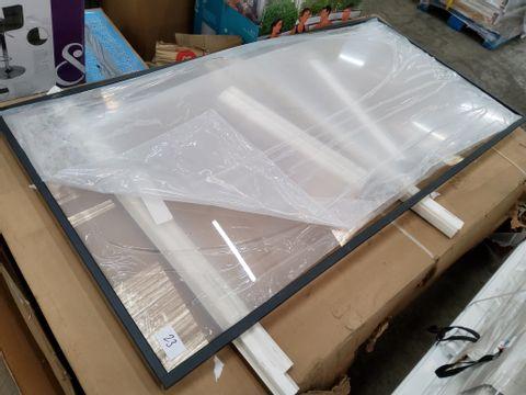 CLEAR GLAZED PANEL 88 × 179