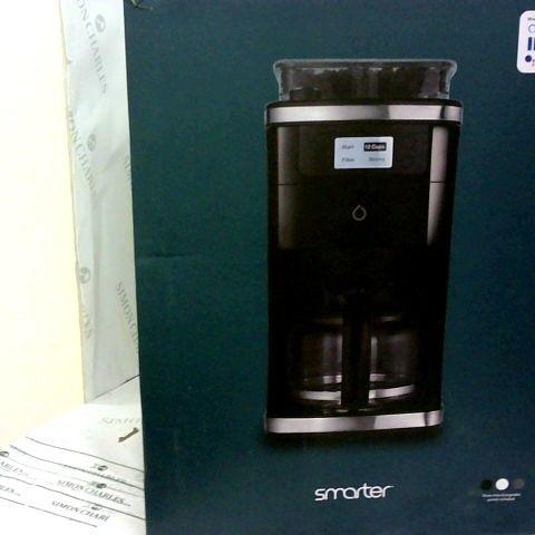 SMARTER COFFEE - WIFI BEAN TO CUP DRIP FILTER COFFEE MACHINE BURR GRINDER ANTI-DROP