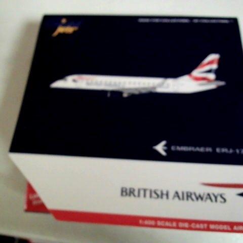 GEMINIJETS BRITISH AIRWAYS EMBRAER ERJ-170