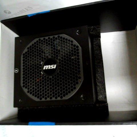 MSI MPG A750GF UK PSU '750W POWER SUPPLY UNIT