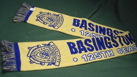 BASINGSTOKE FC SCARF
