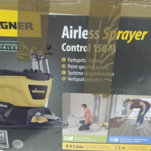 WAGNER 2394313 AIRLESS CONTROL 150 M PAINT SPRAYER