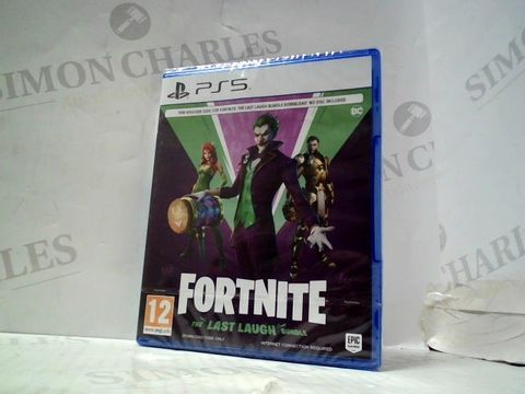 FORTNITE PLAYSTATION 5 GAME