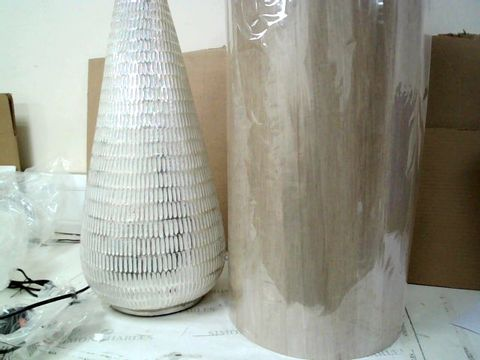 NOAH CERAMIC FLOOR LAMP