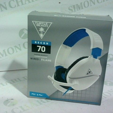 TURTLE BEACH RECON 70 WIRED GAMING HEADSET