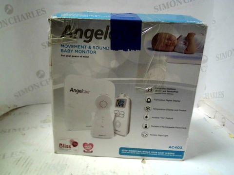 ANGEL CARE AC403 BABY MONITOR