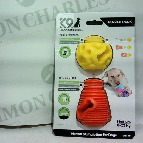 K9 CONNCECTABLES  - MEDIUM (DOGS) 8-25KG