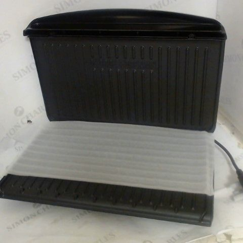 GEORGE FOREMAN 25820 LARGE FIT GRILL