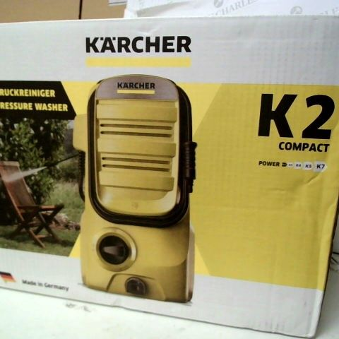 K'ARCHER K2 COMPACT HIGH PRESSURE WASHER