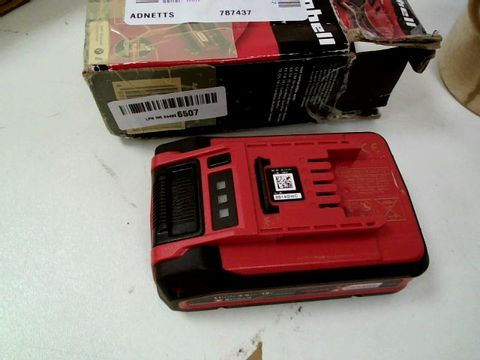 EINHELL 4511501 3.0 AH POWER X-CHANGE 18 V RECHARGEABLE BATTERY
