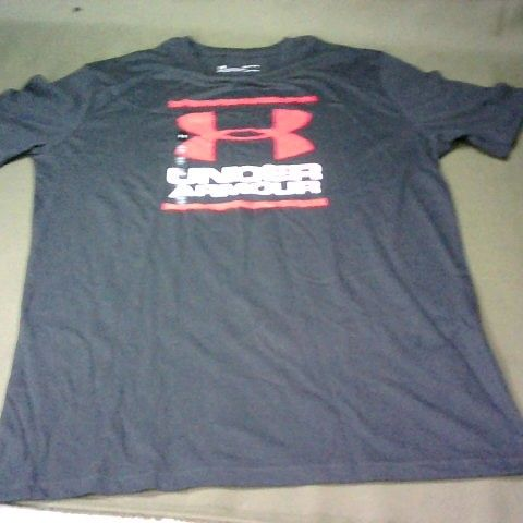 UNDER ARMOUR CREW NECK T-SHIRT - MD