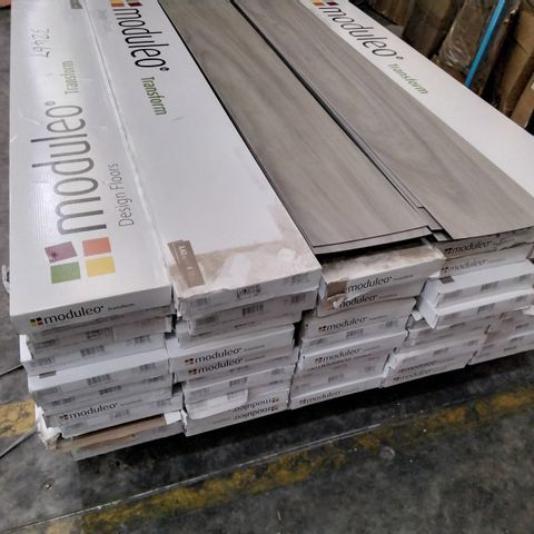 PALLET OF APPROXIMATELY 180 Sqm OF MODULEO LUXURY TRANSFORM BALTIC FLOORING