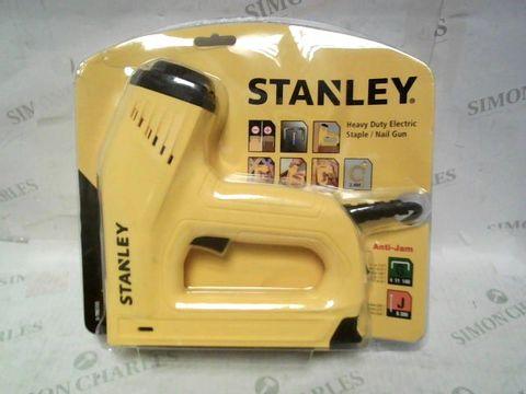 STANLEY HEAVY DUTY ELECTRIC STAPLE/NAIL GUN