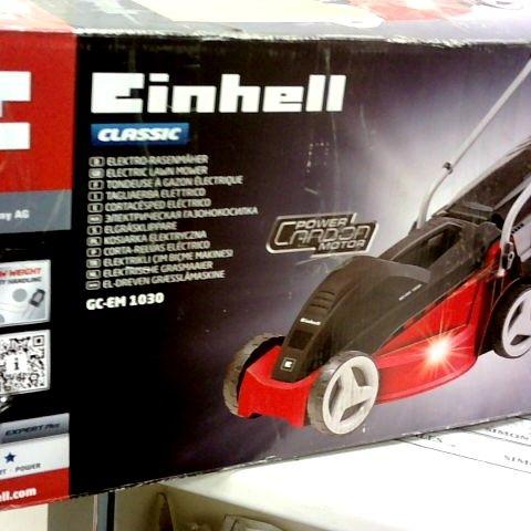 EINHELL GC-EM 1030 ELECTRIC LAWN MOWER