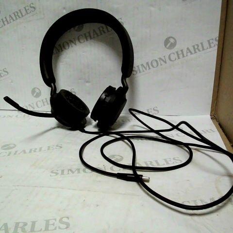 JABRA NOISE ISOLATION HEADPHONES