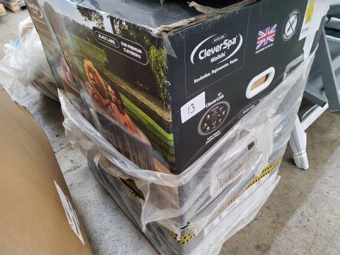 BOXED CLEVER-SPA WAIKIKI