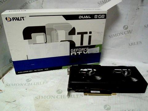 PALIT RTX 3060 TI GRAPHICS CARD