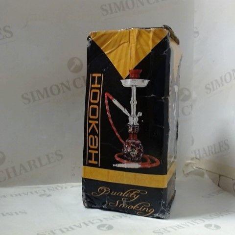 BOXED HOOKAH PIPE