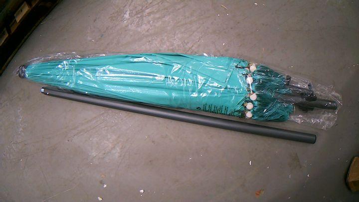 BOXED DIA 1.8M UMBRELLA - GREEN