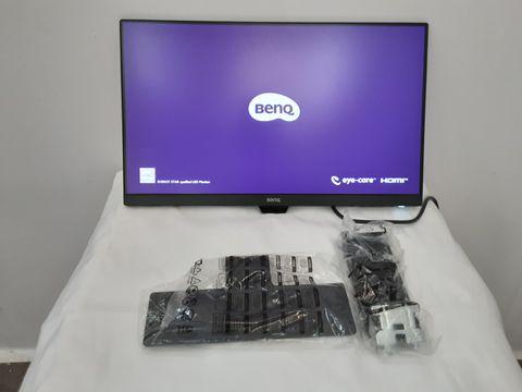 BENQ GW2480 24 INCH 1080P EYE CARE LED IPS MONITOR