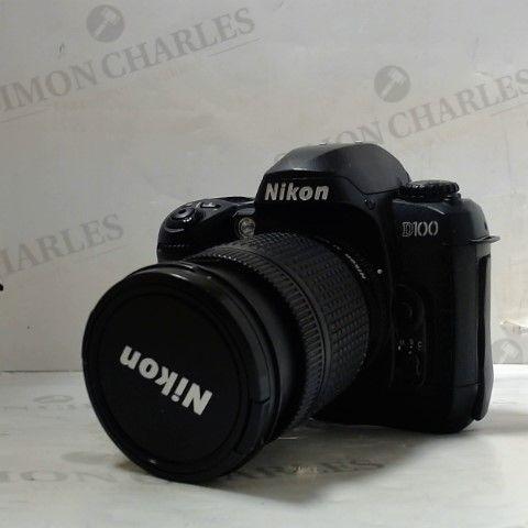 NIKON D100 DIGITAL CAMERA WIT 28-80MM ZOOM LENS