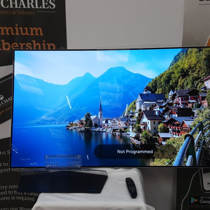 LG OLED65B6V 65 INCH 4K HDR SMART TELEVISION