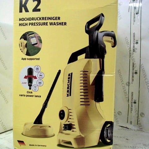 KÄRCHER K 2 POWER CONTROL HOME HIGH-PRESSURE WASHER