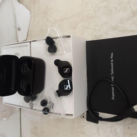 SENNHEISER CX400BT TRUE WIRELESS EARPHONES - BLACK