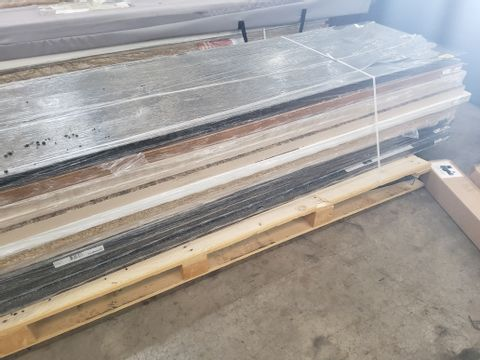 PALLET OF APPROXIMATELY 11 ASSORTED COMPOSITE 3M WORK TOPS