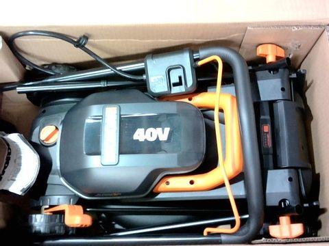 WORX WG779E.1 36V CORDLESS LAWNMOWER