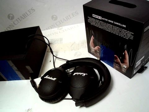 MARSHALL MONITOR II ANC HEADPHONES