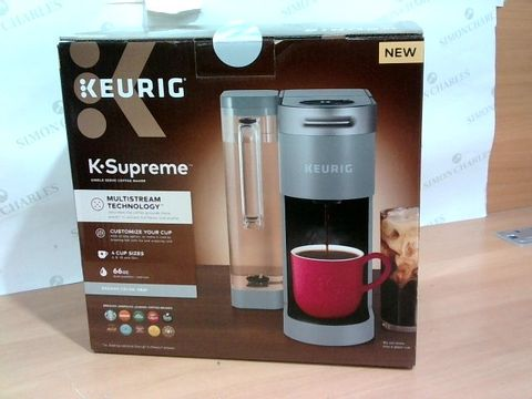 KEURIG K.SUPREME COFFEE MACHINE