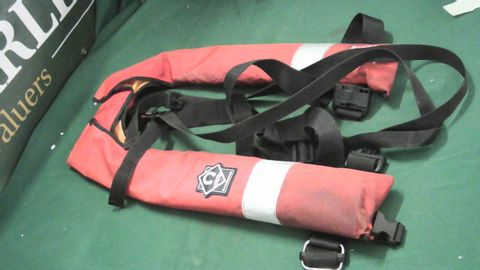 CREWSAVER AIR ONLY LIFE JACKET