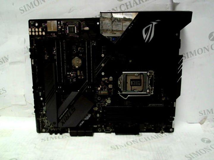 ASUS ROG STRIX Z390-F GAMING LGA1151 MOTHERBOARD
