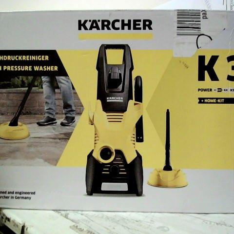 KÄRCHER 16018850 K3 HOME PRESSURE WASHER