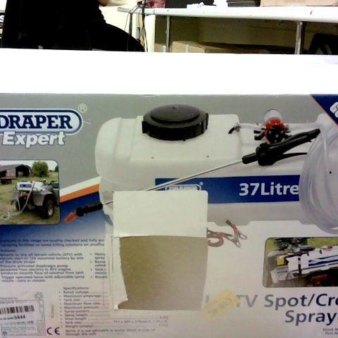 DRAPER EXPERT 37 LITRE SPOT/CROP SPRAYER