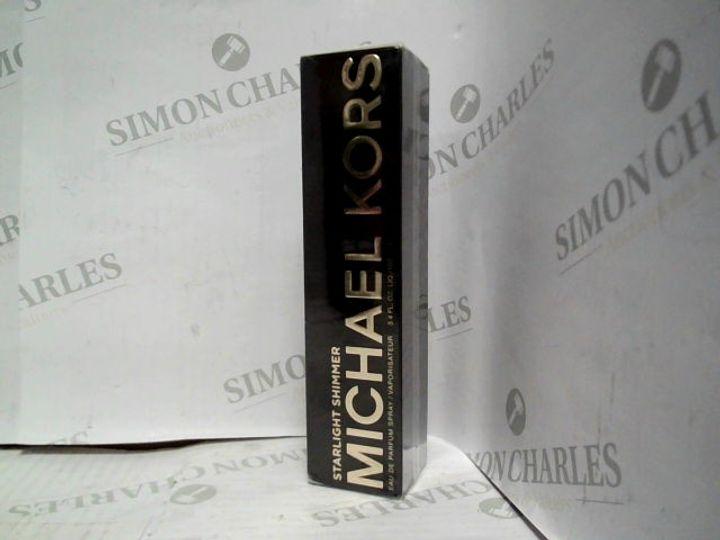 MICHAEL KORS STARLIGHT SUMMER EDP - 100ML - BRAND NEW SEALED