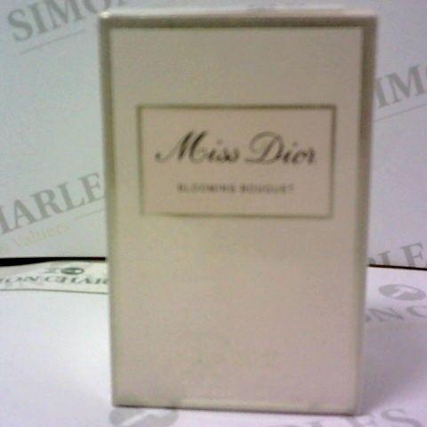 BOXED MISS DIOR BLOOMING BOUQUET DIOR EAU DE TOILETTE 100ML