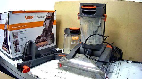 VAX W86-DP-B DUAL POWER CARPET CLEANER