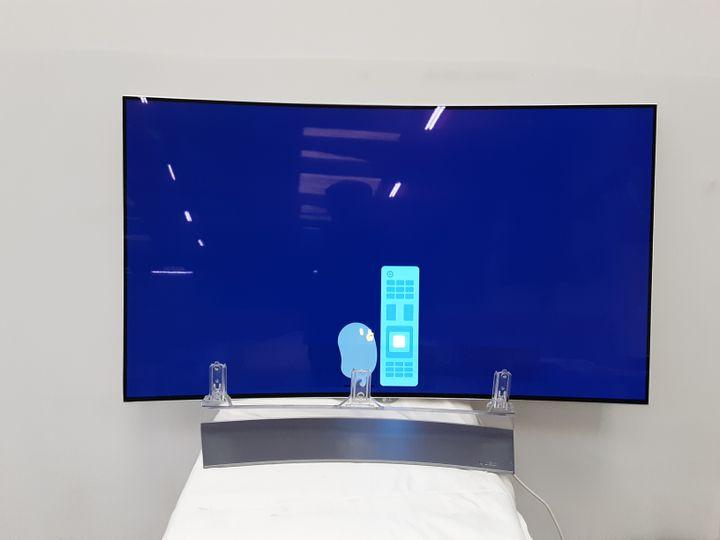 LG 55EG920V 55 INCH 4K CURVED TELEVISION