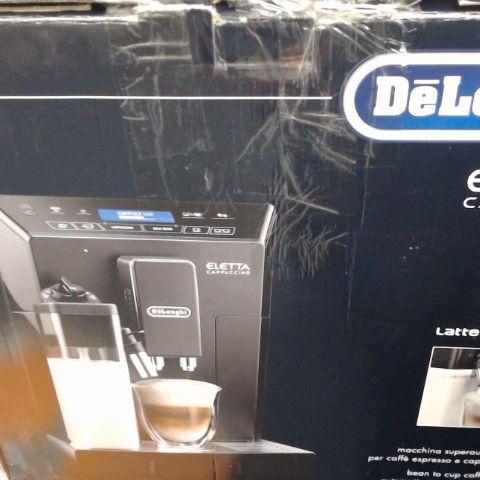 DELONGHI ELETTA CAPPUCCINO COFFEE MACHINE