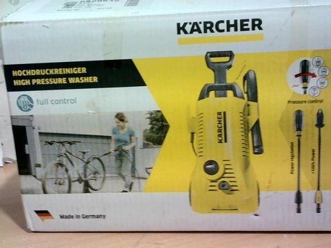 KARCHER K2 FULL CONTROL PRESSURE WASHER