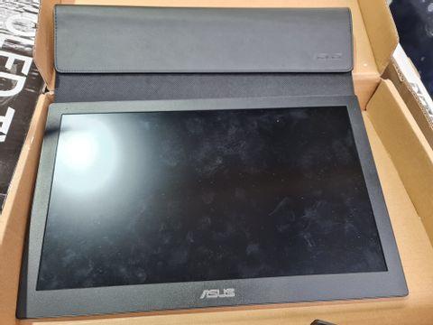 "ASUS MB169B+ 15.6"" PORTABLE USB MONITOR"