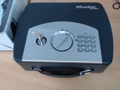 MASTERLOCK DIGITAL COMBINATION LOCK BOX