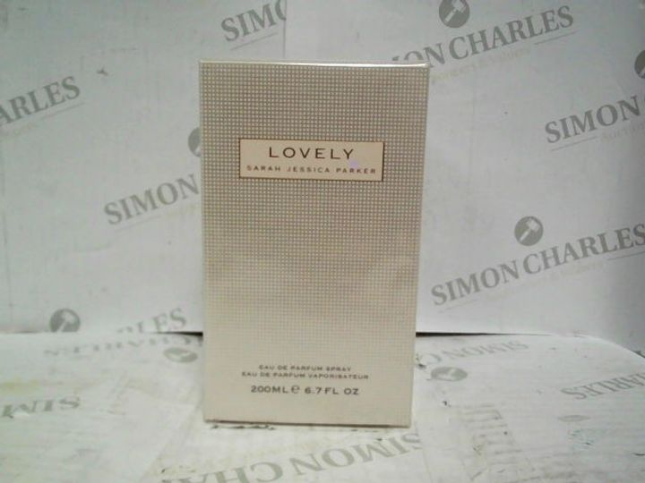 SARAH JESSICA PARKER LOVELY EDP - 200ML - BRAND NEW SEALED