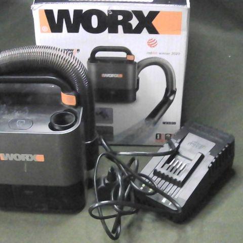 WORX POWER SHARE 20V VACUUM CLEANER