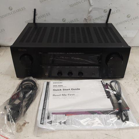 DENON DRA-800H NETWORK STEREO RECEIVER