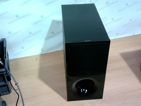 SONY SA-WXF9000 ACTIVE SUBWOOFER