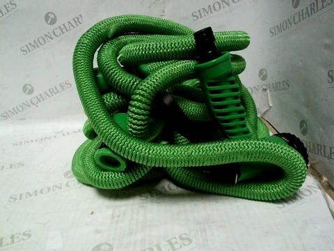 BELL & HOWELL BIONIC STRETCH HOSE WITH DAC5 WEBBING - 50FT IN GREEN