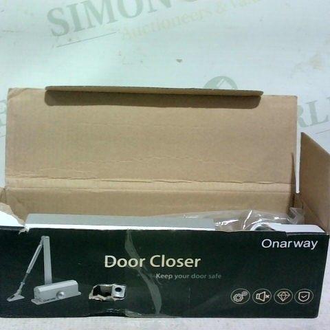 ONARWAY - DOOR CLOSER
